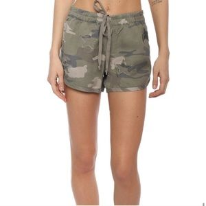 Rails sage camo with stars thatcher shorts